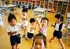 幼稚園 菫